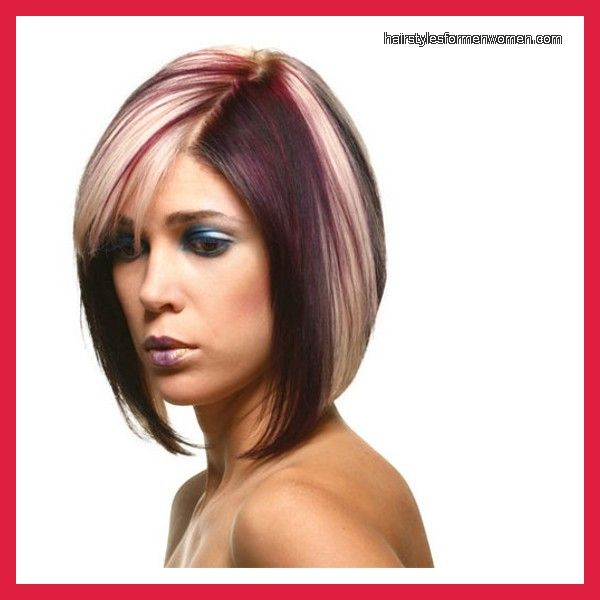 Hair Coloring Short Haircuts For Fine
