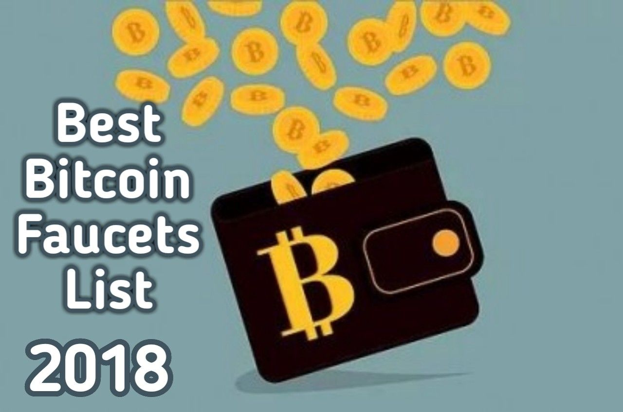 Best & Top #paying #bitcoin #faucets list of 2018. Updated daily ...