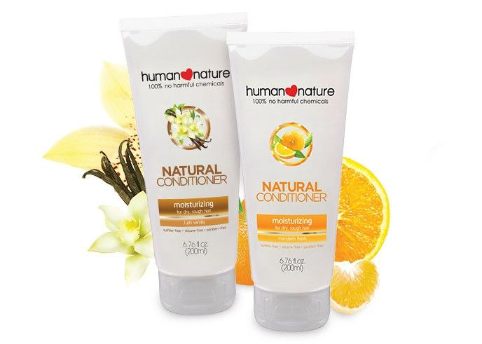 Moisturizing Conditioner Human Nature Products In 2018