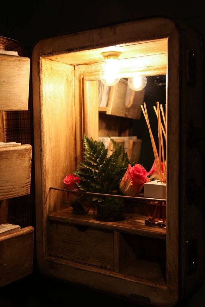 Dettagli del bagno. #nostranopesaro #design #wood