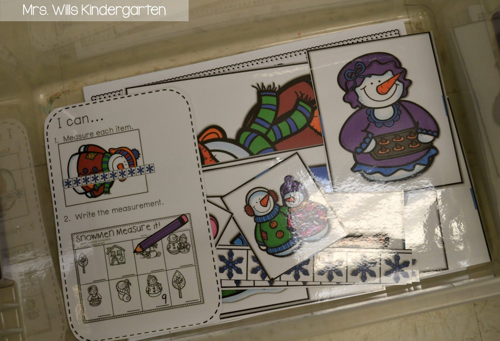 Kindergarten Groundhog Day Resources