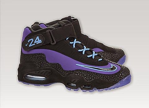 0ad72dad09d ... purchase heres the nike air griffey max 1 in the purple venom black  polarize blue which