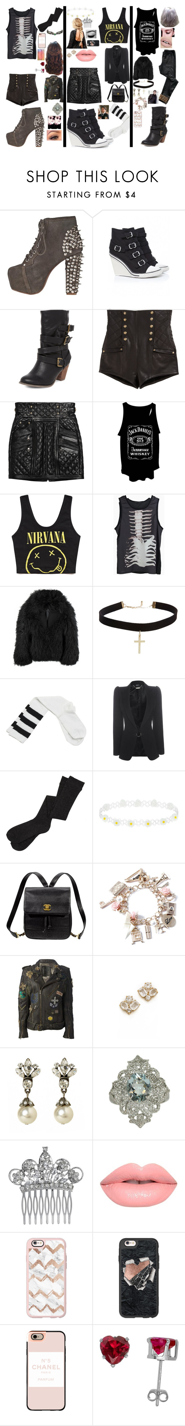 """Me my twin sis (centre) Steph and last morgana meeting our favs at comic con"" by keeliewatsonoffical on Polyvore featuring Jeffrey Campbell, Ash, Dorothy Perkins, Balmain, Forever 21, Diane Von Furstenberg, ASOS, Wet Seal, Alexander McQueen and Miss Selfridge"
