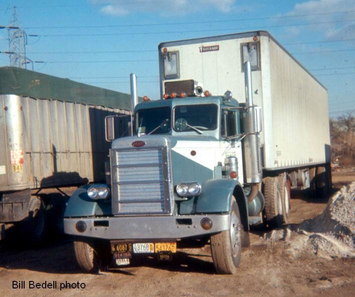 Bill Bedell Truck Pictures