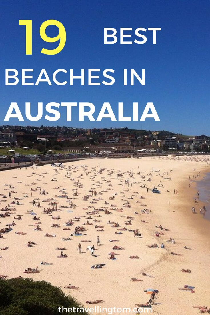 19 of the Best Beaches in Australia is part of Of The Best Beaches In Australia The Travelling Tom - I have to say before I visited Australia I was never much of a beachgoer  As an Englishman, we don't