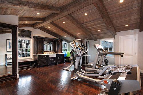 Daily Glamorous Home Dream House Interior Dream House Gym