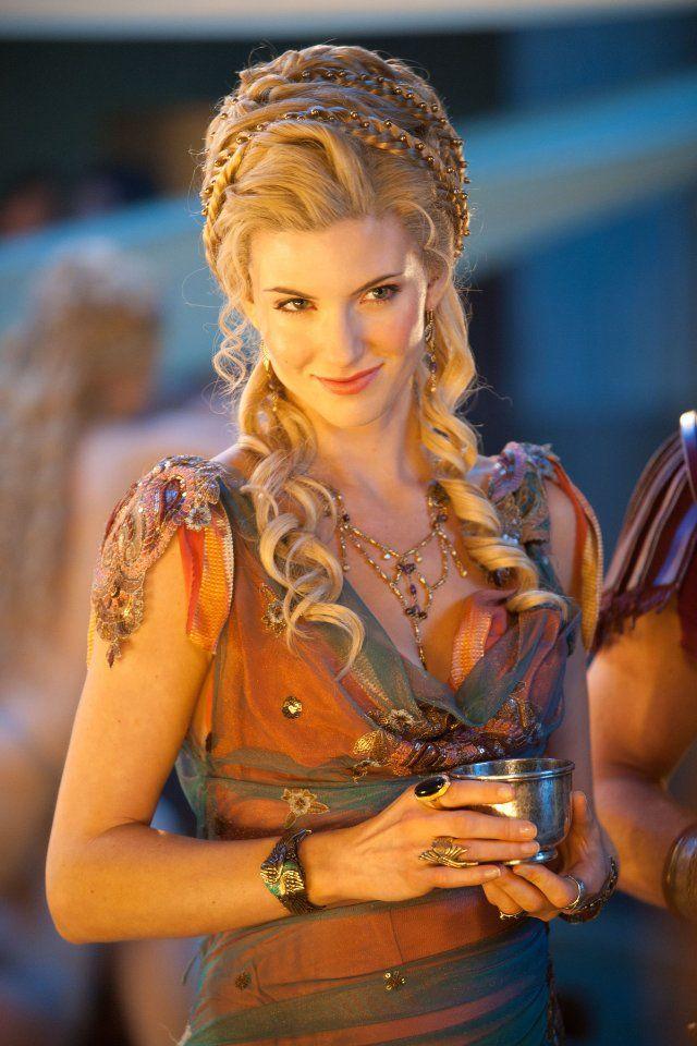 Ilithyia (Viva Bianca) - Spartacus: Blood and Sand ...