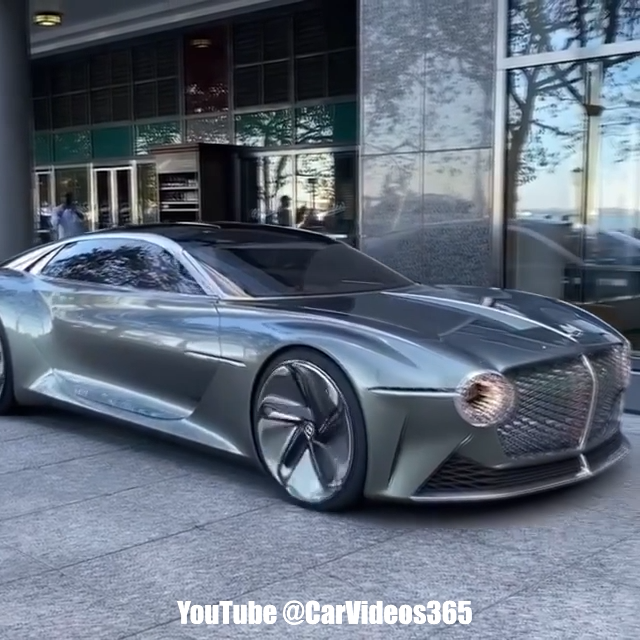 Bentley Concept - What do you think?