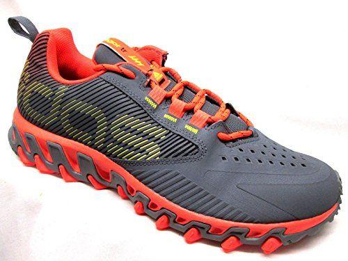 Adidas Vigor 5 Tr Mens Running Shoes 13M Grey/Solar Red