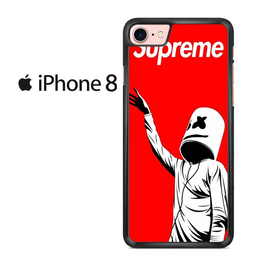Marshmallow Supreme For Iphone 8 Case