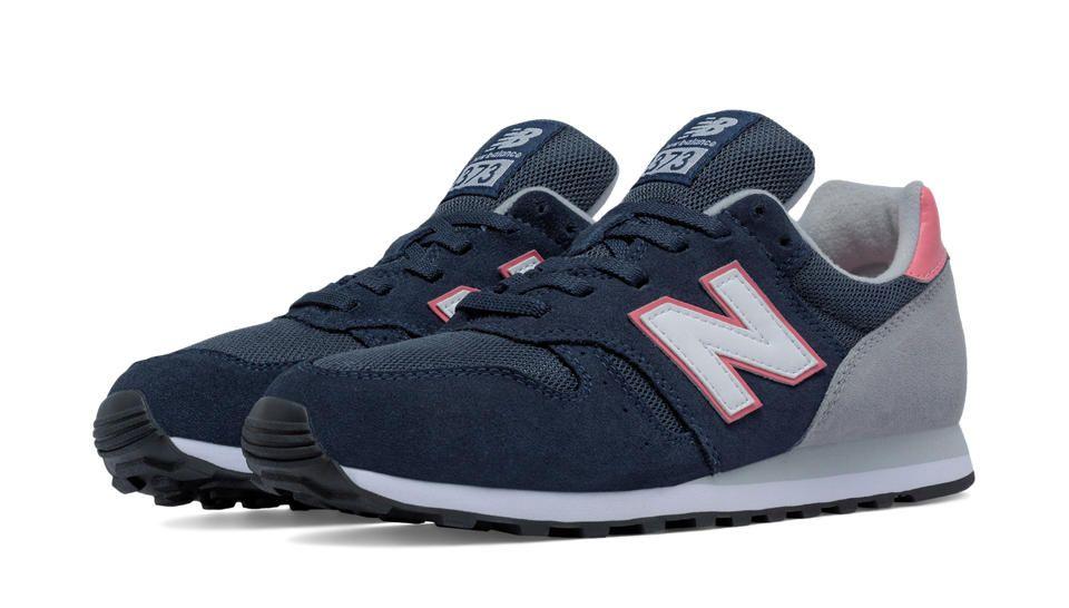new balance 373 navy white