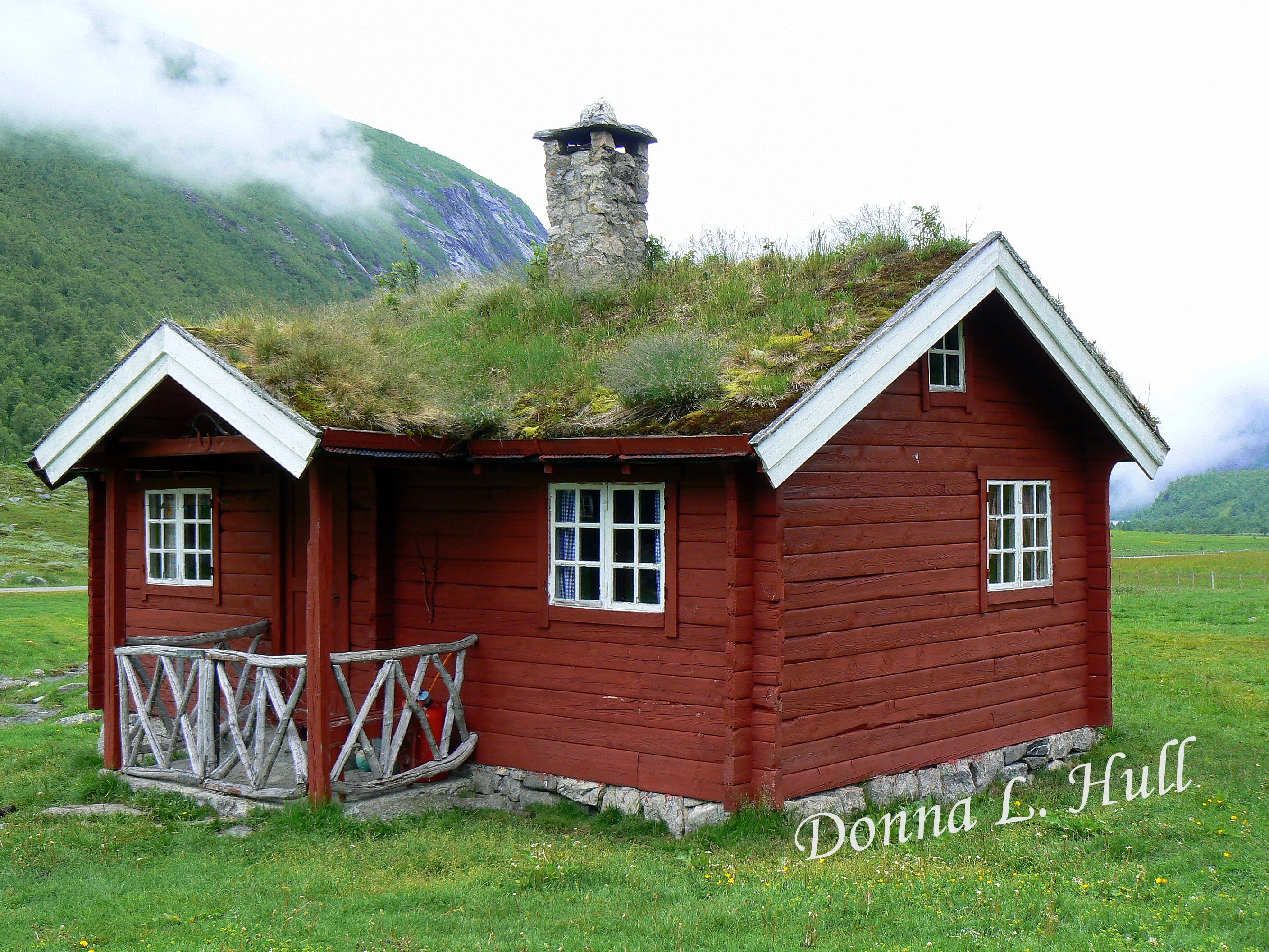 Miraculous Photograph Of A Norwegian Summer Cottage Homes Cottages Interior Design Ideas Clesiryabchikinfo