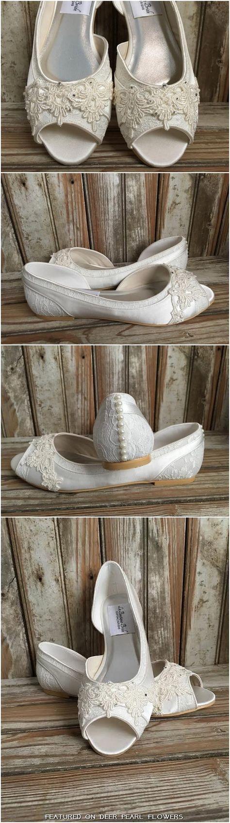 Pin by sandra jabas on danyel shoes pinterest lace wedding shoes