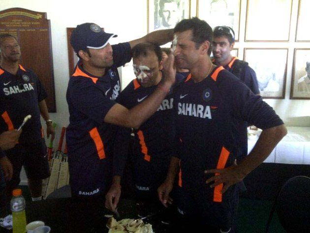 Rahul Dravid 39th Birthday