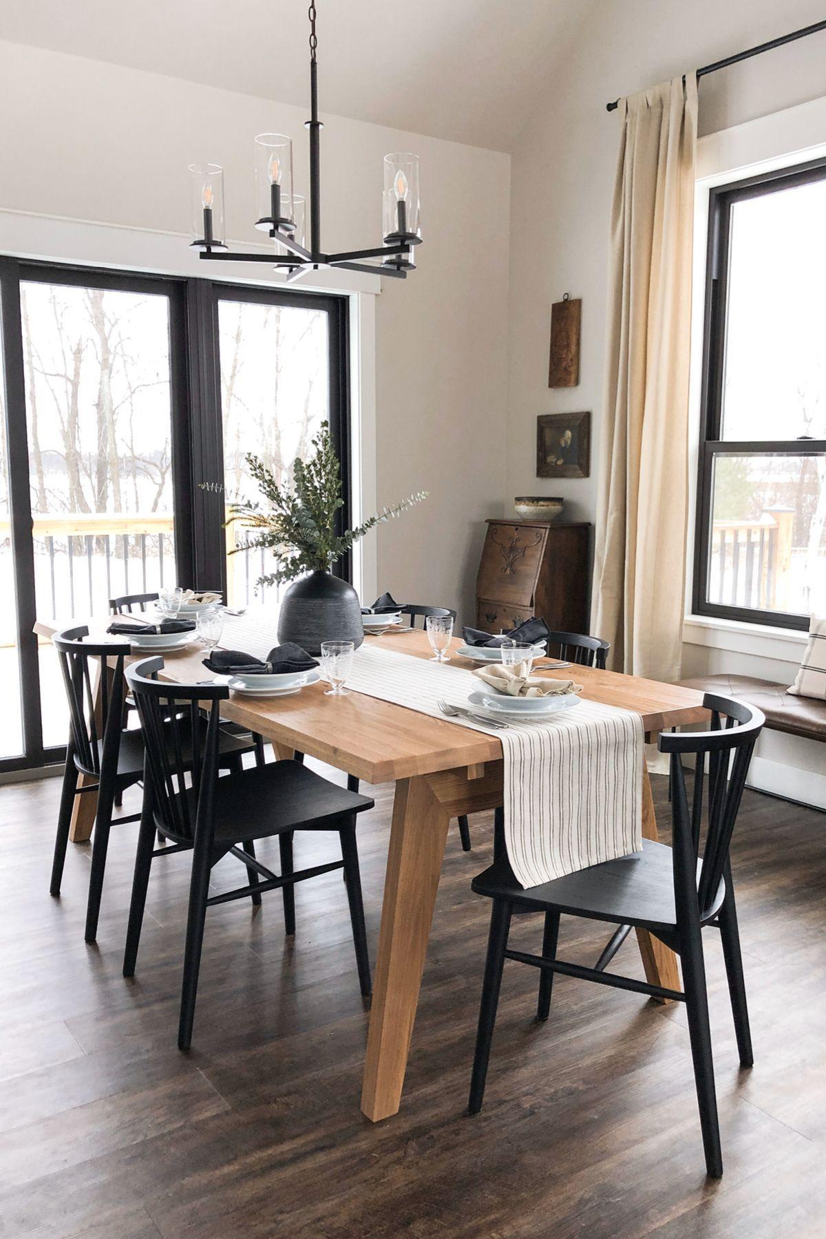 25+ White and oak dining set Best Seller