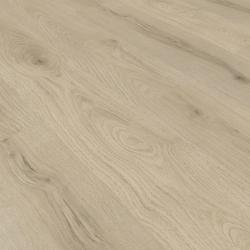 Photo of Vinyl flooring Algarve oak 501 light brown click system 8.3mm Hdf carrier board Tami Life