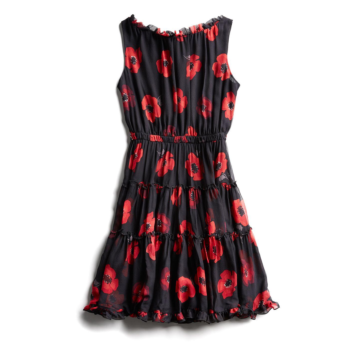 Stitch fix fall stylist picks floral kate spade dress fashionista
