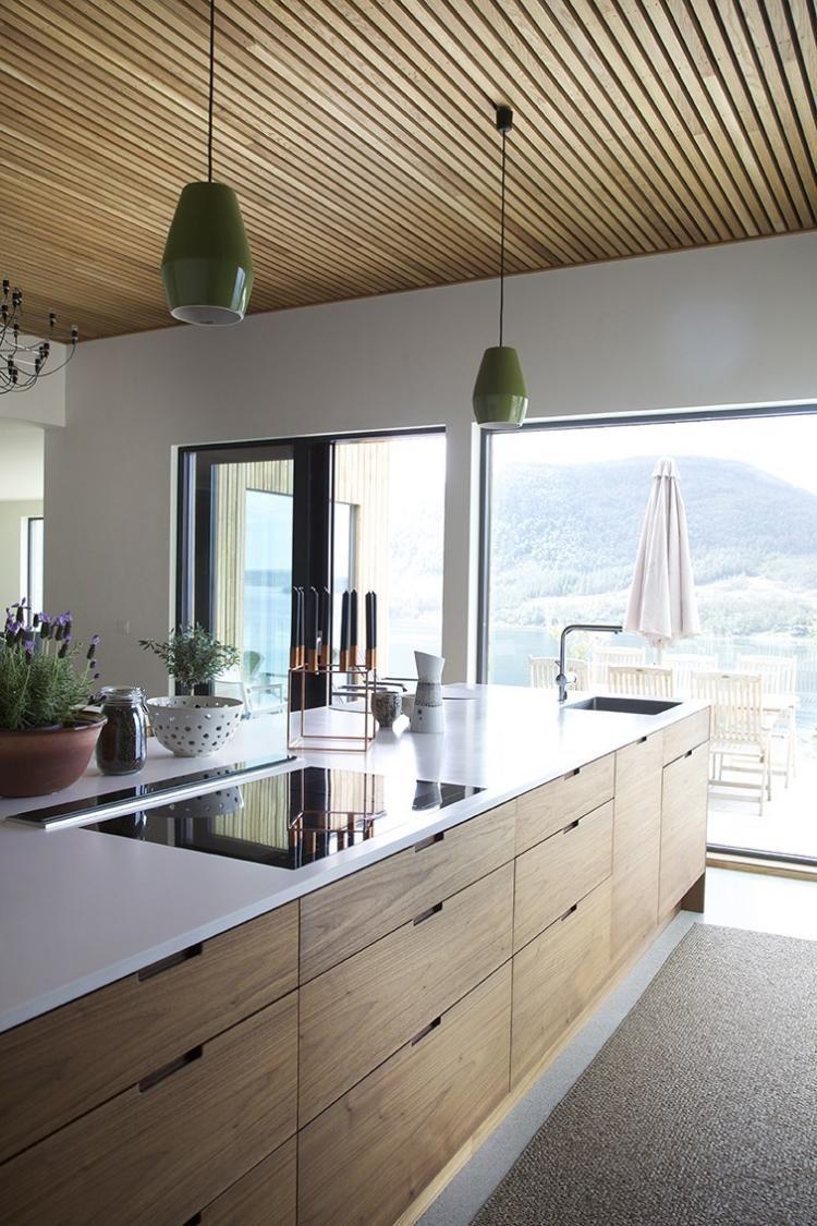 55 Gorgeous Modern Kitchen Cabinets Ideas 55