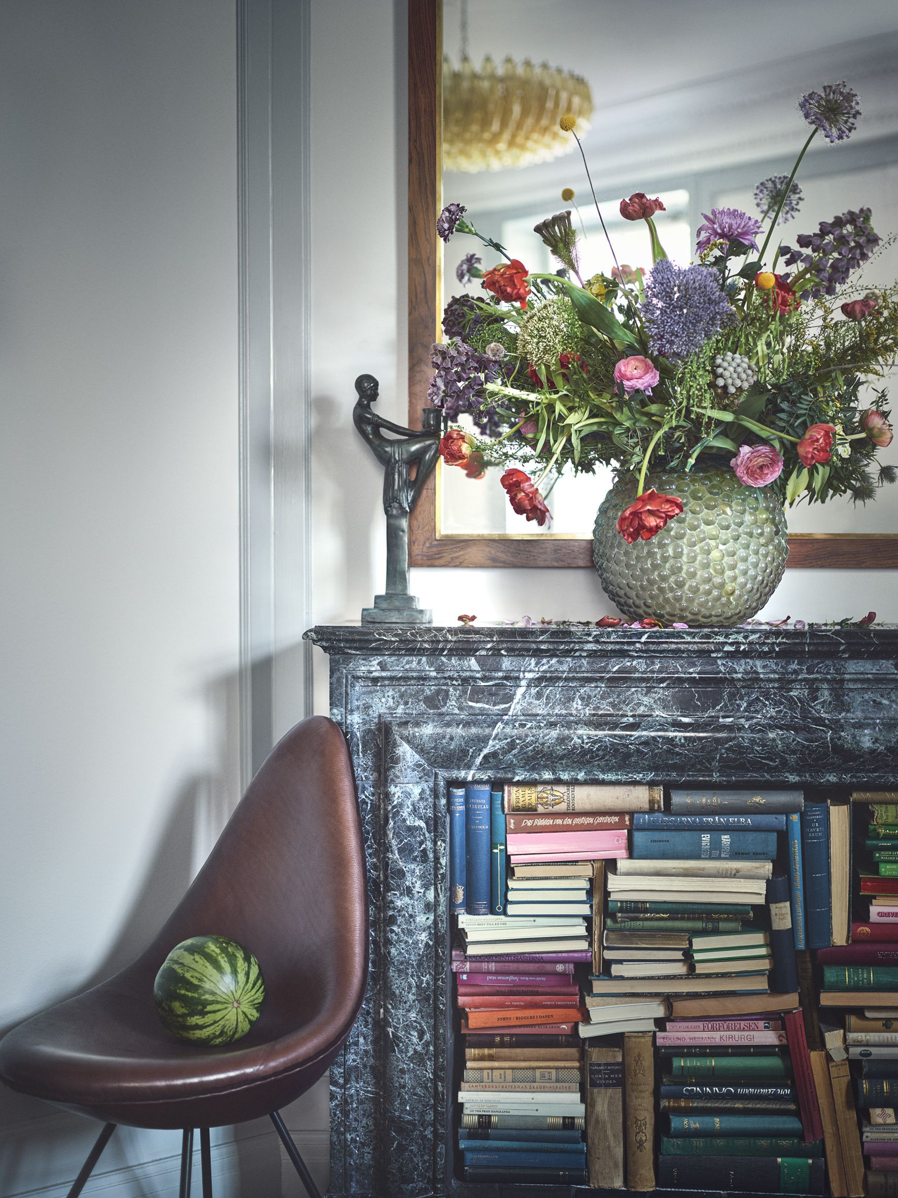 Pin by wildviolet on Design: Booked | Colourful living ...