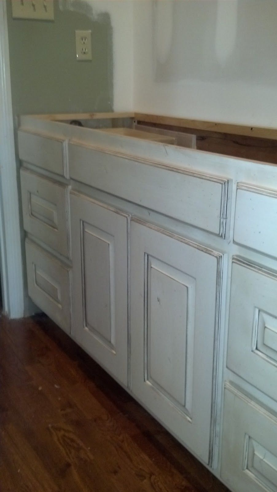 adkisson s cabinets white painted and distressed knotty alder rh pinterest com