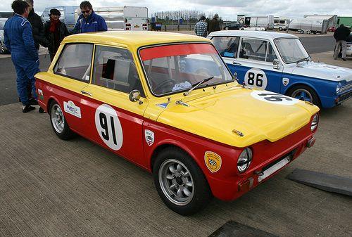 Hillman Imp 1963 Old Police Cars Classic Cars Race Cars