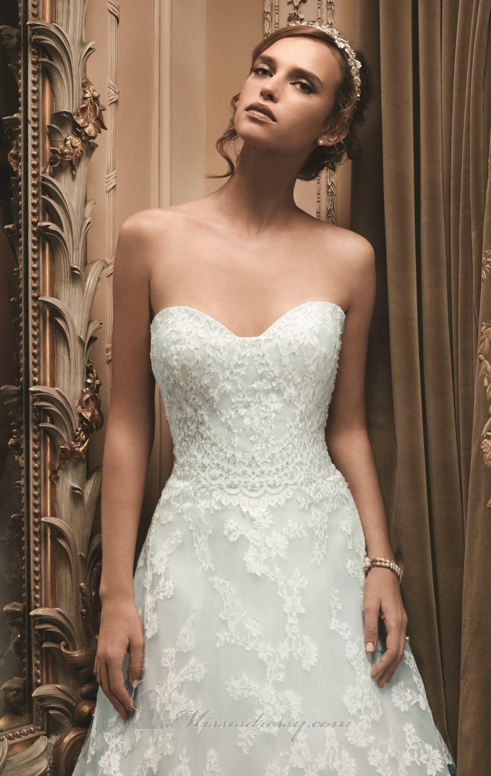 Casablanca bridal 2127 by casablanca bridal wedding
