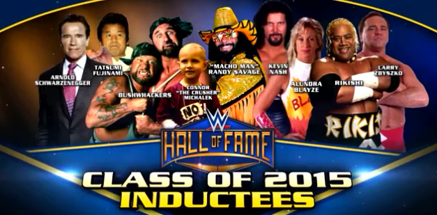 Watch WWE Hall of Fame 2015 28/3/15 - 28th March 2015 (3 ...
