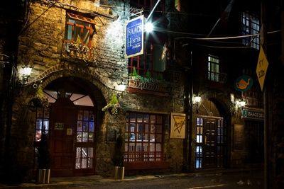 Isaacs Hostel in Dublin, Ireland... absolute BEST dublin hostel
