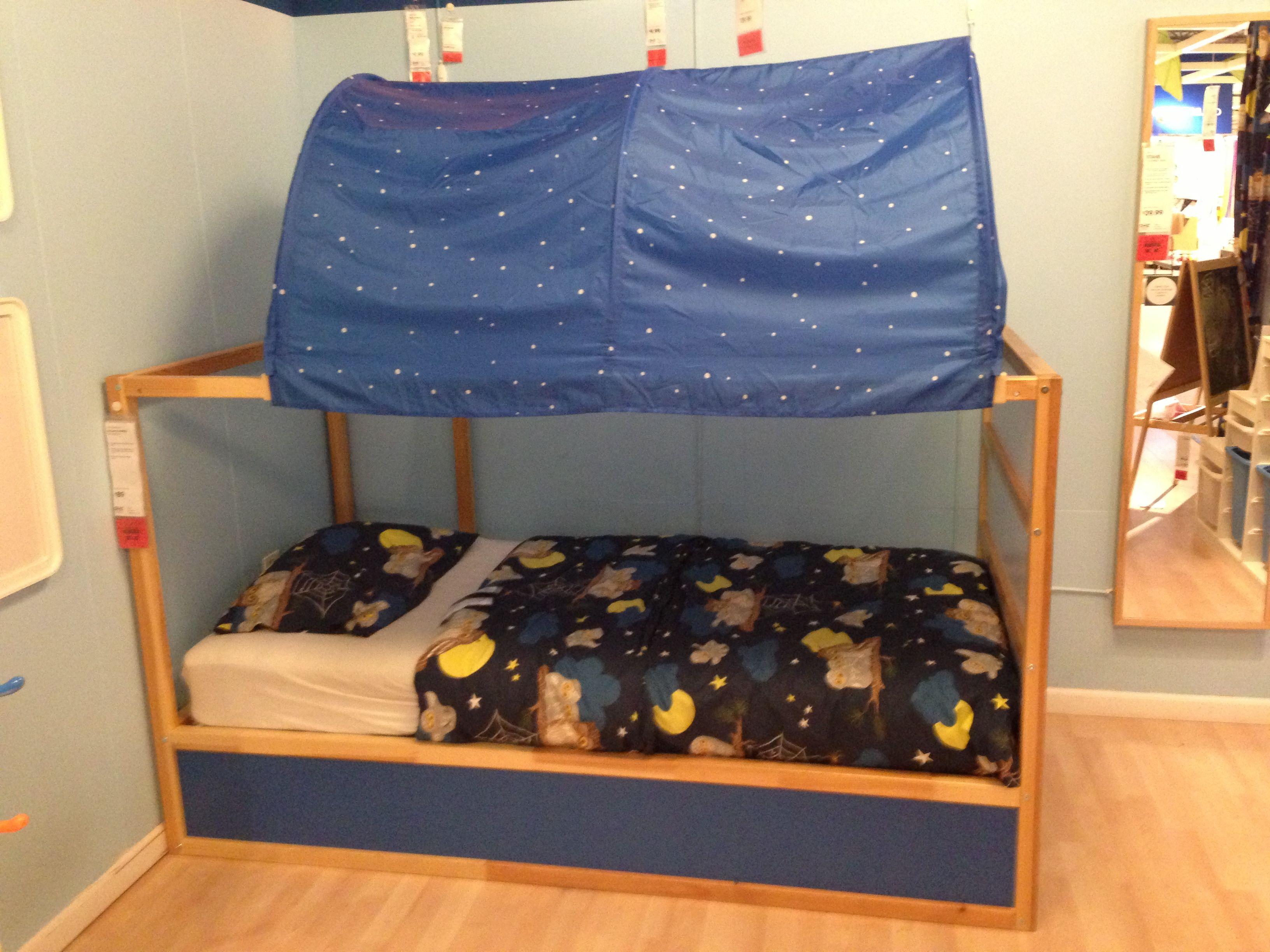 Ikea Kura Bed Kids stuff Pinterest