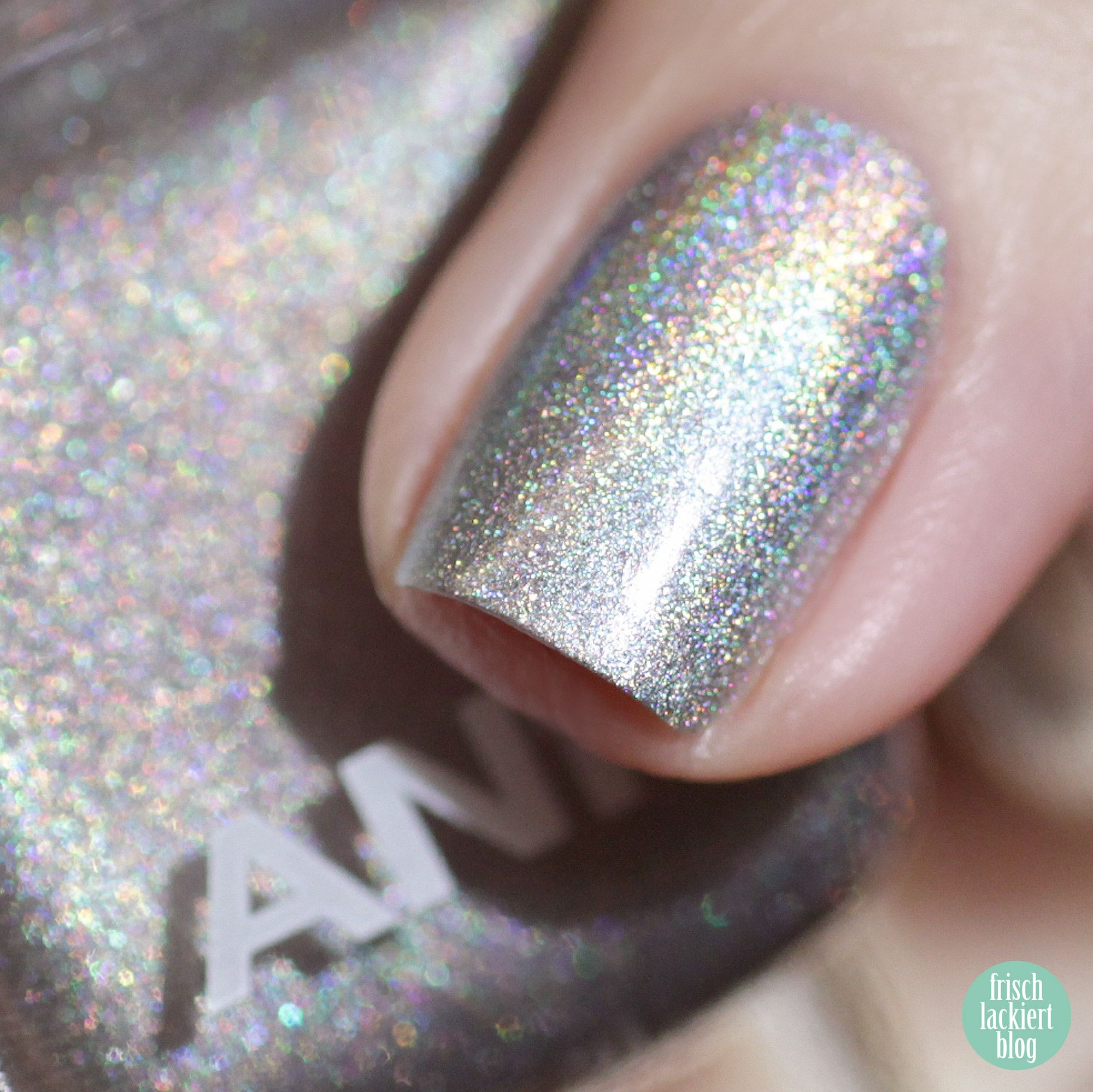 ANNY Holo it´s me Nagellack Kollektion - swatch by frischlackiert ...
