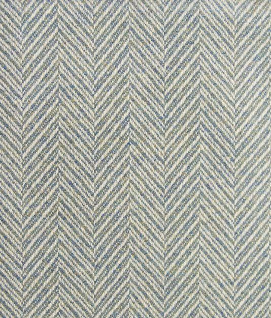 Banff Lambswool Fabric 100% Lambswool Upholstery fabric. A Chevron ...