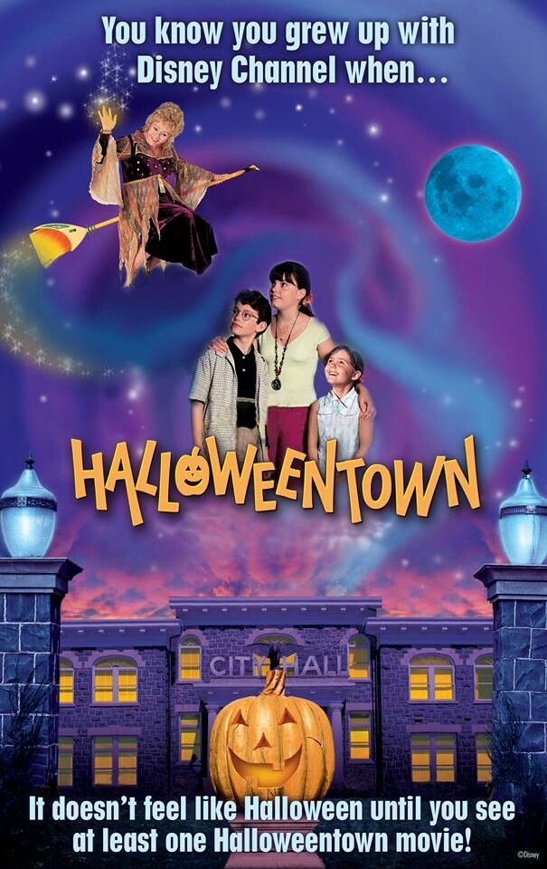 Yes! My second most favorite Halloween movie ever. Right