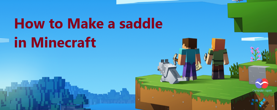 How To Make A Saddle In Minecraft 2019 How To Make A Saddle In Minecraft Survival How To Make A Saddle In Minecraf Minecraft Minecraft Survival Minecraft Ps4