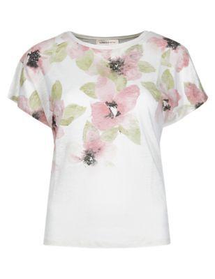 e52e40ebcb6109 Ladies Tops, T-Shirts & Blouses | Marks & Spencer | Fashion | Tops ...