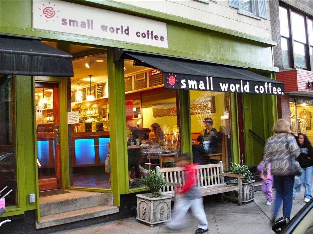 small world coffee princeton nj best