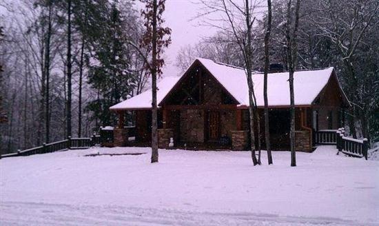 Christmas Cabin Rentals.Search All Area North Georgia Rental Cabins Blue Sky Cabin