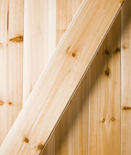 5 16 X 3 9 16 X 8 Cedar Paneling At Menards Cedar Paneling Cedar Walls Wall Planks