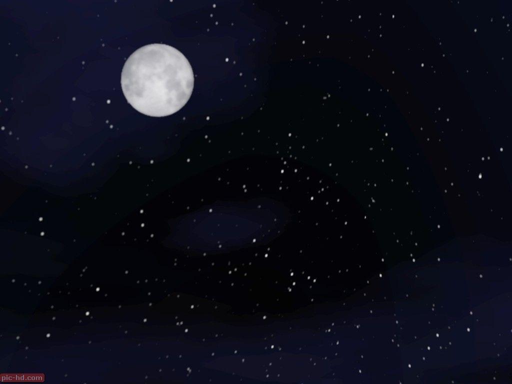 صور القمر ونجوم جميلة حلفيات جميلة للقمر Night Sky Moon Bonfire Night Night Skies