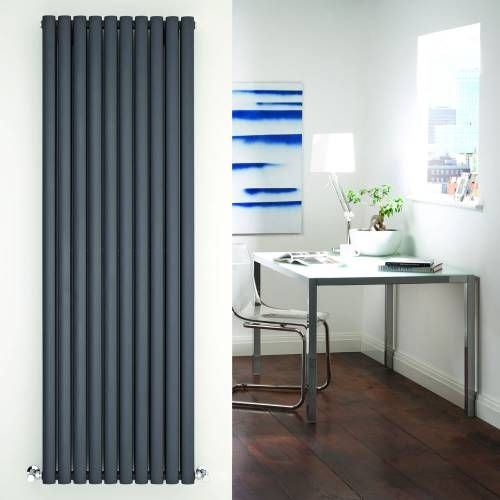 Design Radiator Verticaal.Hudson Reed Revive Design Radiator Verticaal Dubbelpaneel 1780mm X