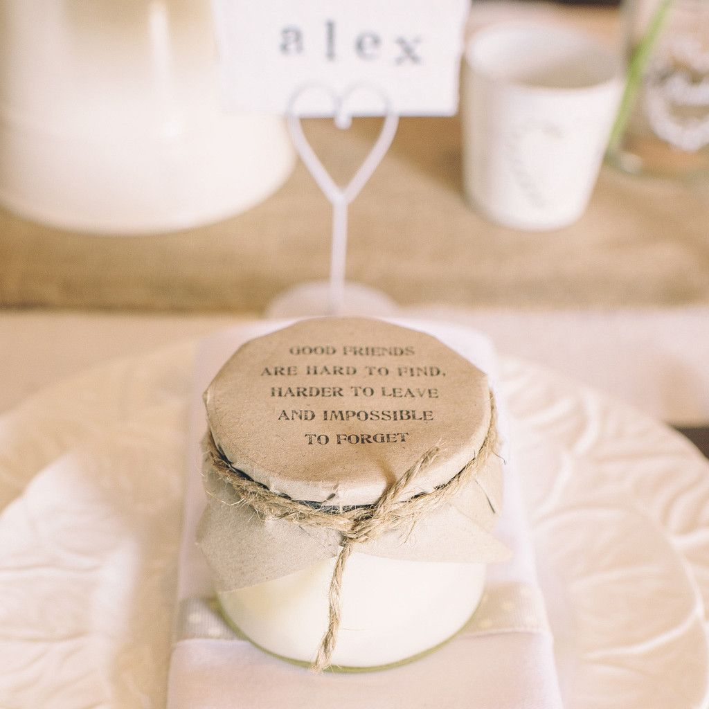 candle wedding favours - Google Search | Ideas for Lucy ...