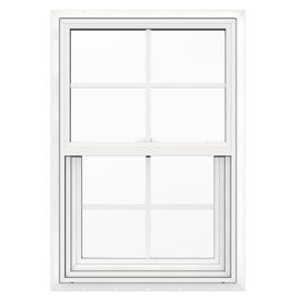 Jeld Wen V2500 Series Vinyl Double Pane Strength New