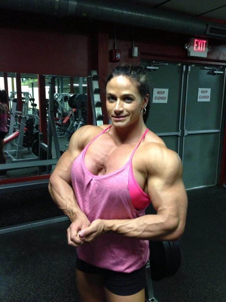 Female Bodybuilders - Big and Beautiful Pics | Body