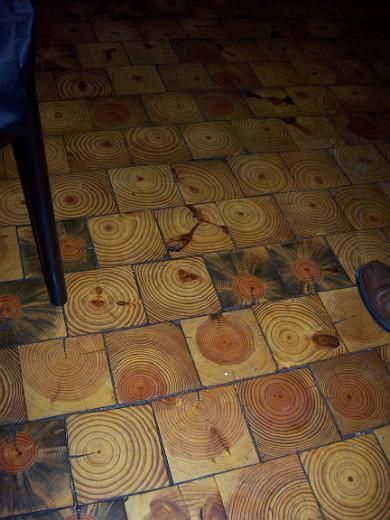 This is an awesome idea i have always dreamed of a log for Cool floor designs