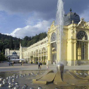 Bike Holidays in the Czech Republic - Spa Triangle and Prague