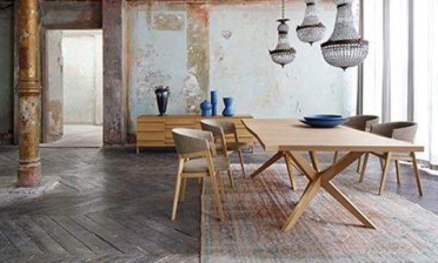 mesa de comedor de diseo en madera jane - Mesas De Comedor De Diseo