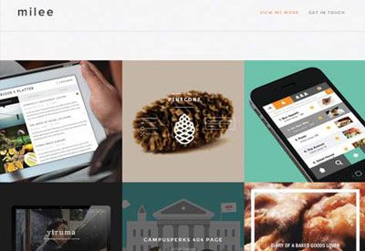 portfolio design ideas creating the best portfolio design graphic design portfolio examples that featuring design front and center - Portfolio Design Ideas