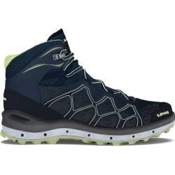 Photo of Lowa women's multifunctional shoes Aerox Gtx® Mid Ws, size 37 ½ in Navy / Mint, size 37 ½ in Navy / M