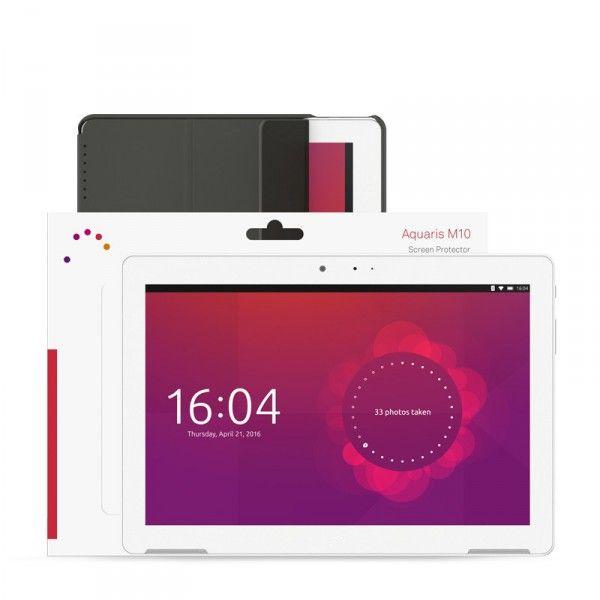 bq aquarius m10 ubuntu edition linux tablet now available for pre rh pinterest co uk