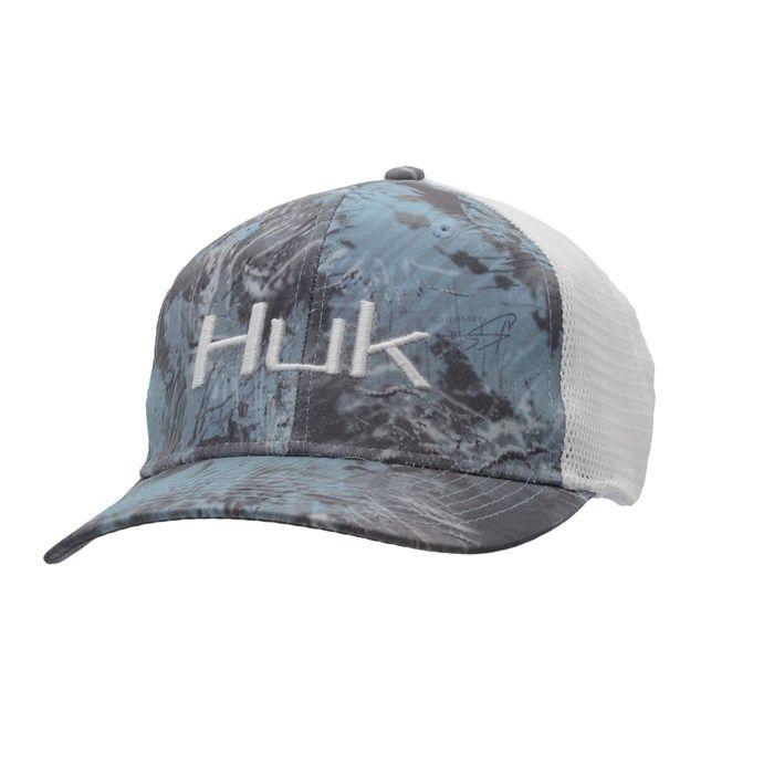 huk men 39 s camo trucker hat hats for men ski sport ski boots. Black Bedroom Furniture Sets. Home Design Ideas