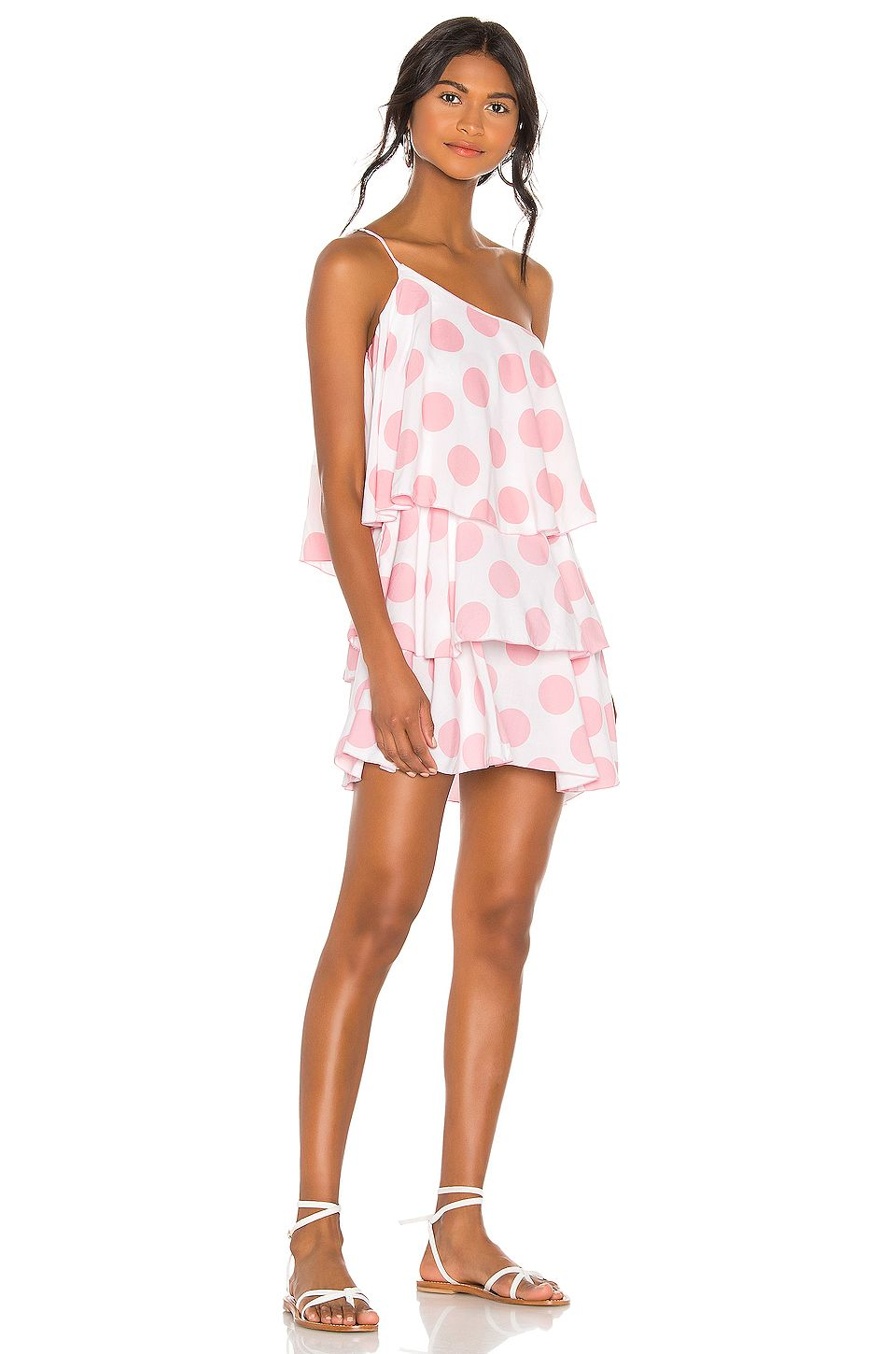Lovers Friends Getaway Dress In Pink Dot Sponsored Aff Getaway Dot Pink Friends In 2020 Getaway Dress Fashion Clothes Women Dresses